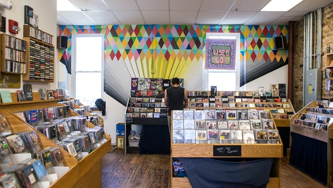 Harvest Records has built a national reputation as an outlet for physical media, even as listeners shift their focus toward online streaming services.