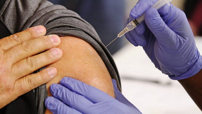 Flu shots are protecting against the current strain of flu circulating in Iowa.