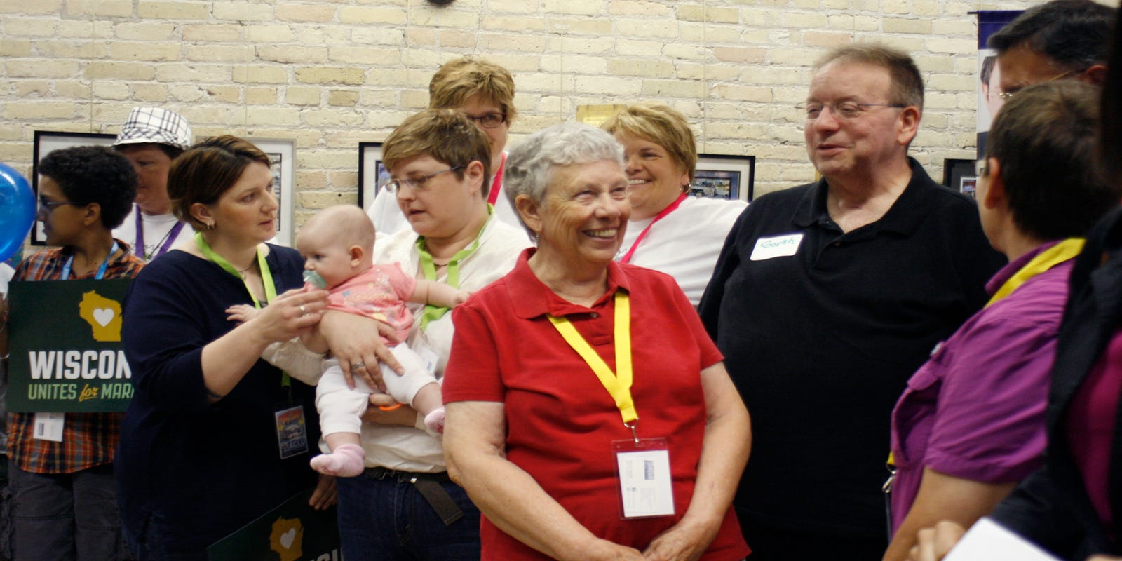 Indiana, Wisconsin couples in gay marriage case