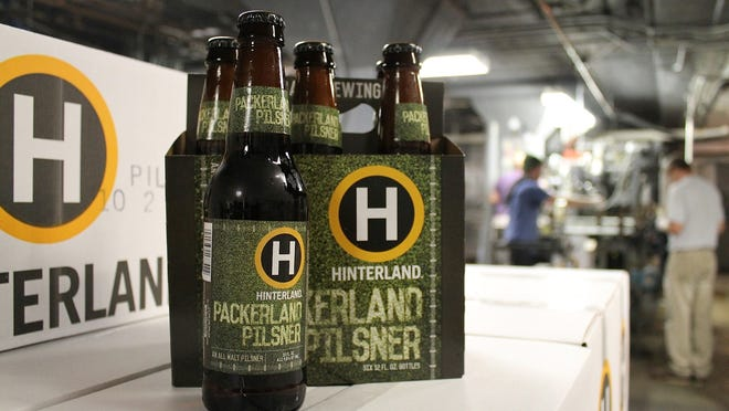 A little Packerland Pilsner may help wash the bitter taste out of Green Bay Packers fans' mouths as the Seattle Seahawks take the field during the Super Bowl this Sunday.