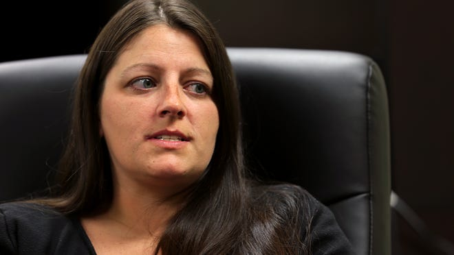 """Mandy Boardman calls her ex-husband's sentence of home detention for raping her a """"sucker punch to the gut."""""""