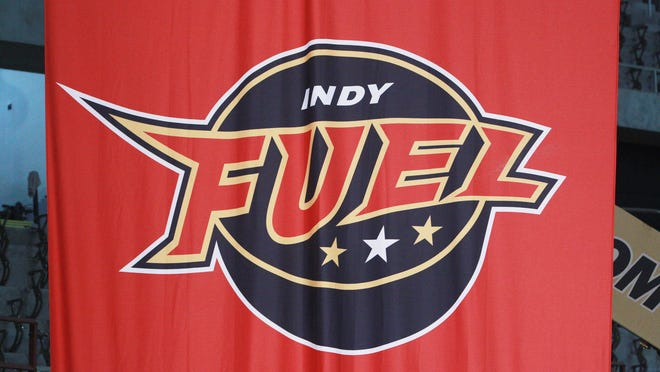 Tuesday November 26th, 2013, the Indy Fuel unveiled their new logo at the the Pepsi Coliseum, which will be the new professional team's new home.