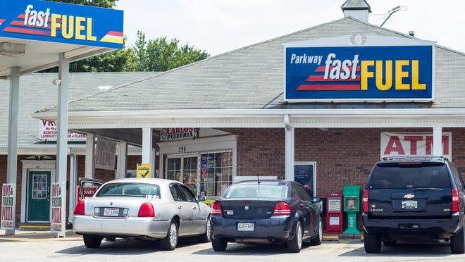Yarshadkumar B. Patel and Mayurkumar V. Patel received a new license to sell beer at their Fast Fuel store on North Parkway.