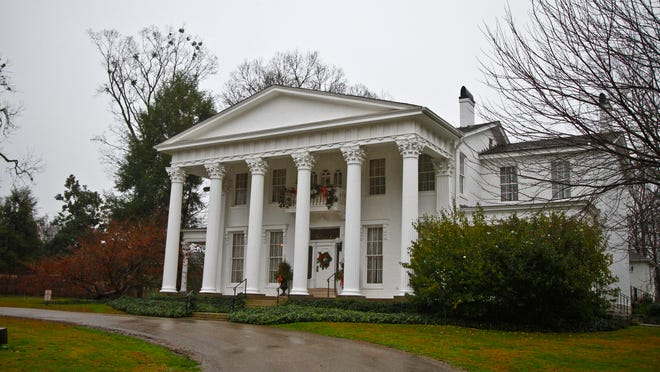 The Whitehall Mansion at 3110 Lexington Road.