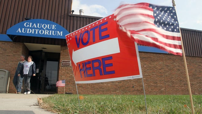 New Ohio Secretary of State Frank LaRose, a Republican, has sided with Marion Democrats to oust John Meyer, the Republican county elections director.