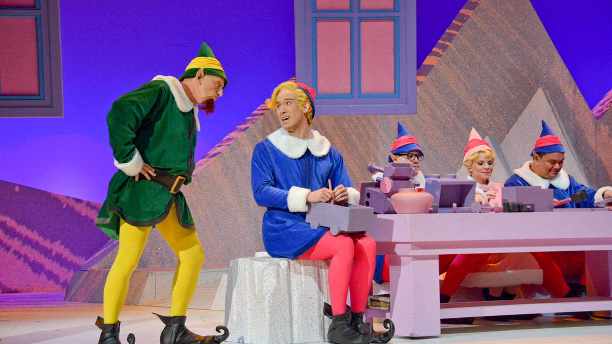 Rudolph The Musical Stays True To Sentimental Spirit