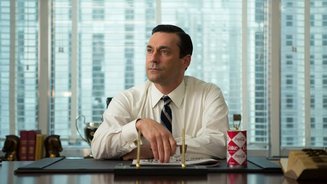 "As the award-wining ""Mad Men"" draws to a close, will Don Draper (played by Jon Hamm) take one more late-night spin through Westchester?"