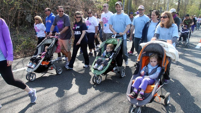Raise money for the March of Dimes mission to provide support for premature babies and their families at the annual March of Dimes March for Babies on Sunday in White Plains and Stony Point.