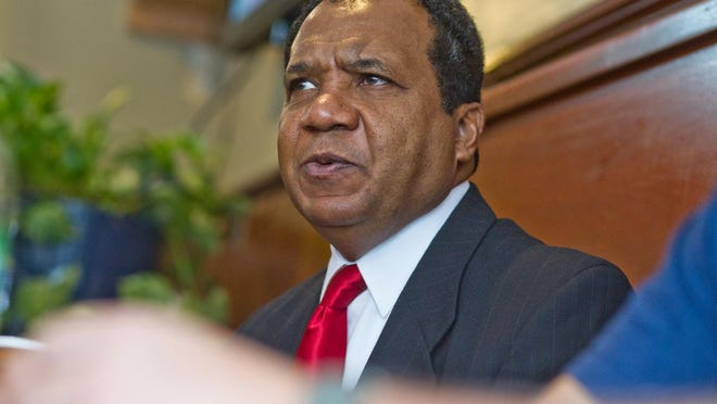 Mayor Dennis P. Williams has proposed a property tax increase.