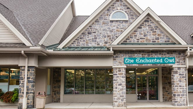The Enchanted Owl in Greenville is one of three retail shops moving in the Greenville Crossing shopping center.