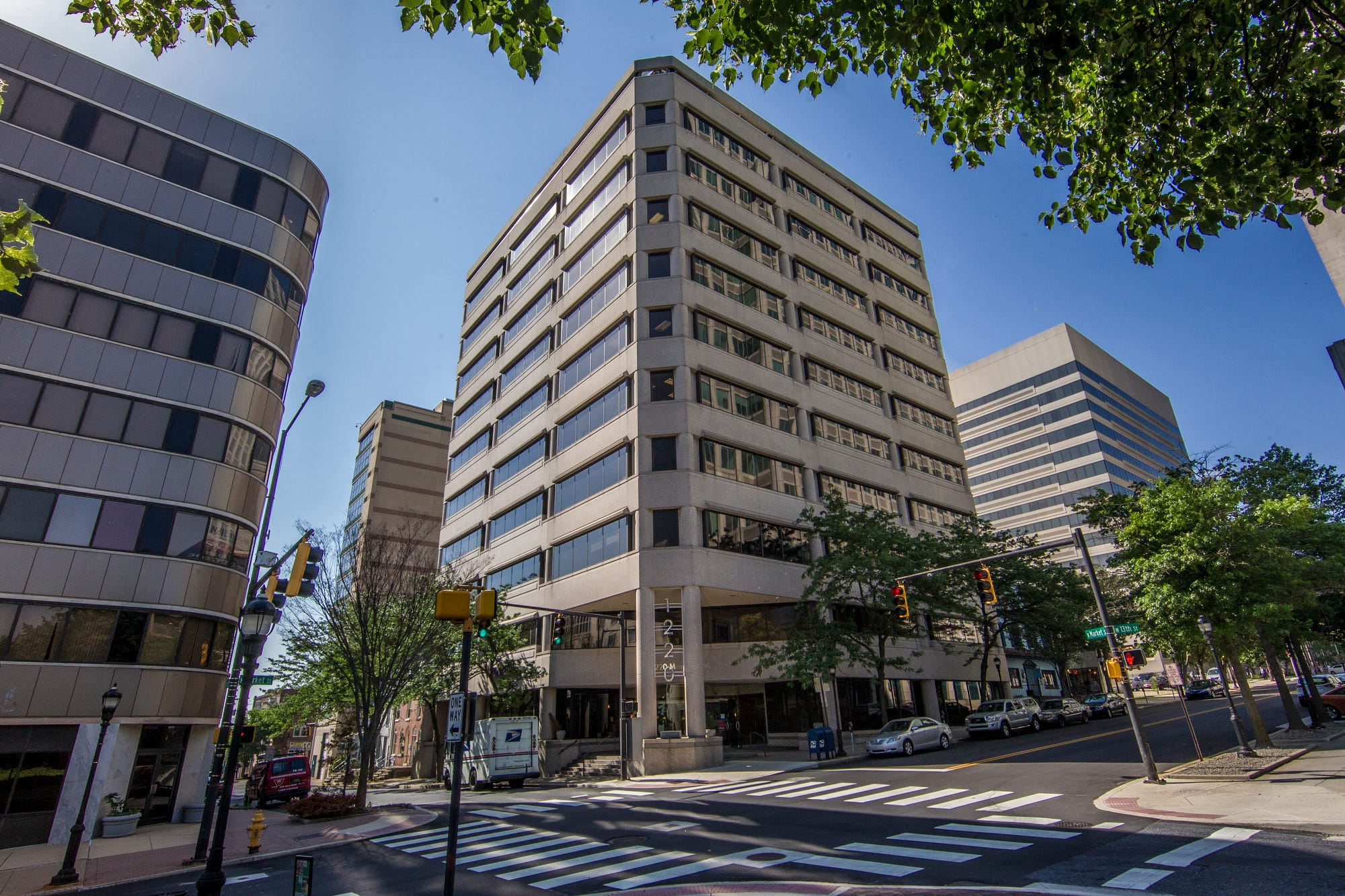 10 Story Wilmington Building Will Head To Auction For The Second Time In  2018