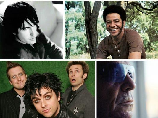 Rock Hall nominees 2015