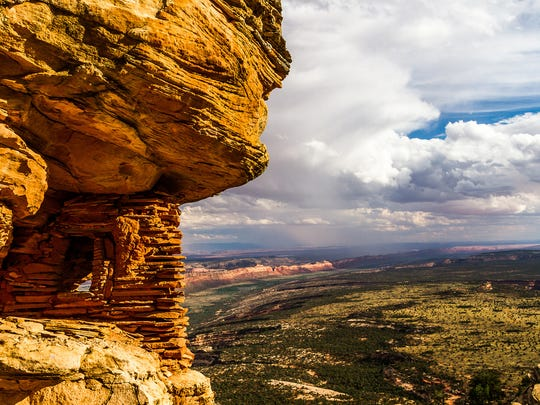 President Obama has been asked by a group of archaeologists to designate the Bears Ears region in southeast Utah a national monument.