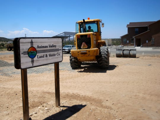 An Animas Valley Water Company plan to flush the pipes serving its customers in Crouch Mesa has been delayed.