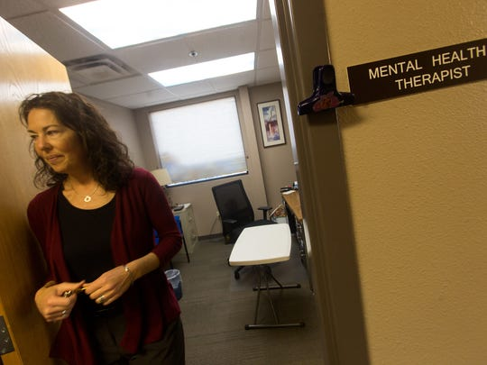 Sexual Assault Services of New Mexico Executive Director Eleana Butler says she has seen an increase in the number of people seeking her agency's services.