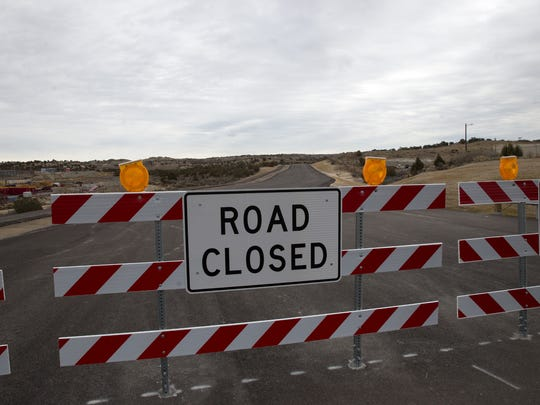 The East Aztec Arterial Route is included in a transportation improvement plan for San Juan County that is under consideration by the Farmington Metropolitan Planning Organization.