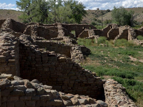 """Aztec Ruins National Monument will present its """"C.S.I.: Critter Scene Investigation"""" event Saturday at the monument in Aztec."""