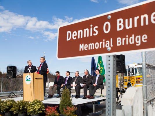 Burnett Memorial Bridge 1