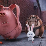 """The Secret Life of Pets"" is from the same studio that brought us ""The Minions."""