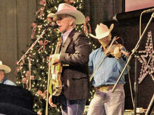 Jody Nix and the Texas Cowboys are the scheduled entertainment for Altrusa's upcoming country western dinner dance fundraiser, June 13.