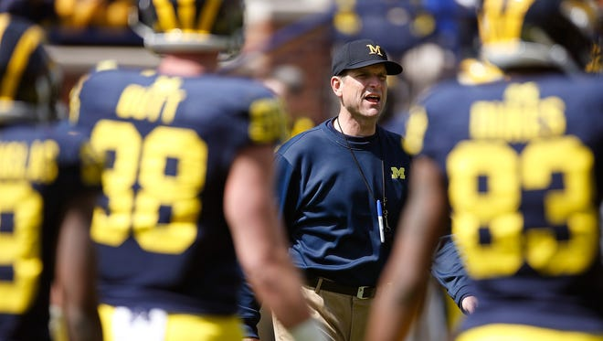 Jim Harbaugh has an impressive record of seemingly getting the most out of his players.