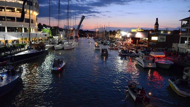 Boat Week in Port Huron