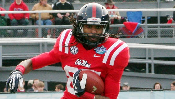 Former Ole Miss wide receiver Ja-Mes Logan will get a shot in the NFL, with the New England Patriots.