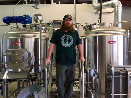 Huckleberry Brewing Company, the brainchild of Alexandria