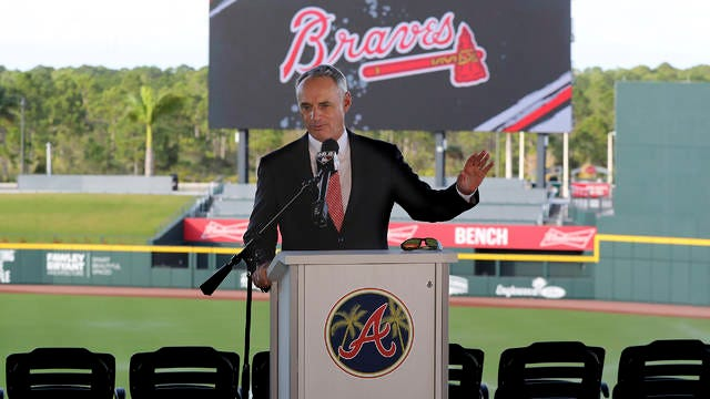 Major League Baseball Commissioner Rob Manfred, speaking recently about the Houston Astros' sign-stealing scandal, referred to their 2017 World Series championship trophy as a 'piece of metal'. The phrasing set off a number of current players.
