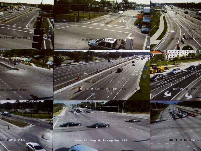 Treasure Coast has more traffic cameras, but who's watching you?