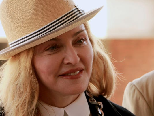 MALAWI-CELEBRITY-MADONNA-CHILDREN-HEALTH-MUSIC