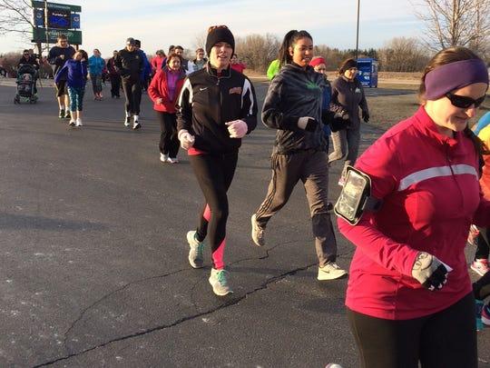 Bellin Run participants