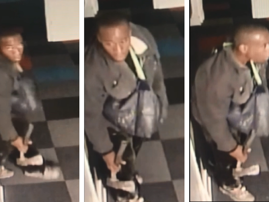 Hattiesburg police on Thursday, May 31, 2018, arrested a man they believe burglarized multiple businesses in April and May, including Hardy Street Baptist Church. A security camera captured the person breaking into the church.