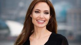 Angelina Jolie has been named an honorary dame — the female version of a knight — by Britain's Queen Elizabeth II.