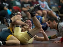 Delaware Valley wrestling advances to state Group II final
