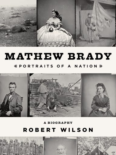 In his new biography Mathew Brady: Portraits of a Nation (Bloomsbury), Robert Wilson offers a portrait of the famed Civil War photographer. Flip through iconic images from the book.