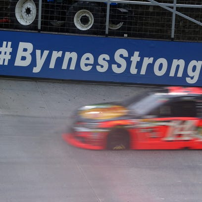 Sunday's race at Bristol Motor Speedway was renamed