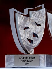 Louisiana Film Prize award show Sunday afternoon at