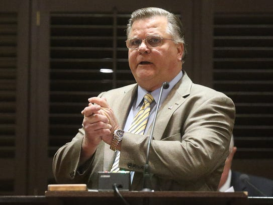 Virgil Martin Gammon, a Rutherford County Sheriff Candidate