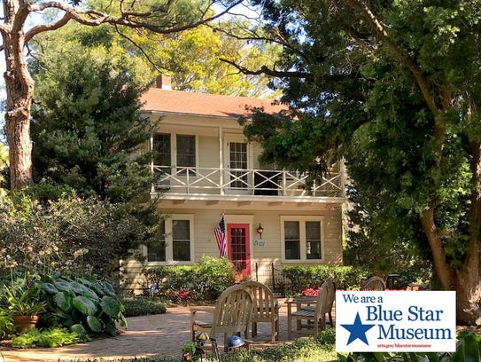 Historic Heathcote House was built in 1922 of Dade