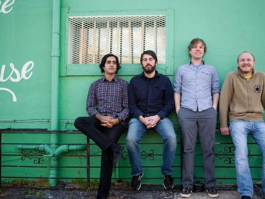 Explosions in the Sky blast off on Monday night at The Moon.