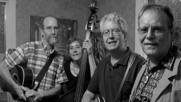 Bluegrass band Crooked Creek will perform Saturday night at Yellville's Music on the Square.