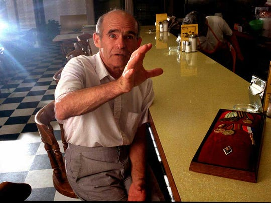 Joseph Gavi in 1995.