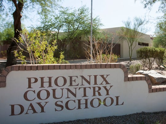 Phoenix Country Day School in Paradise Valley.