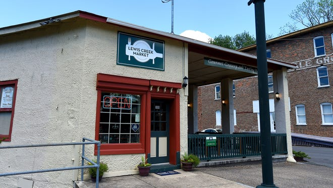 Lewis Creek Market in Staunton has offered itself as a venue for the Tuesday night bluegrass jam sessions formerly held at Marino's Lunch, now closed.