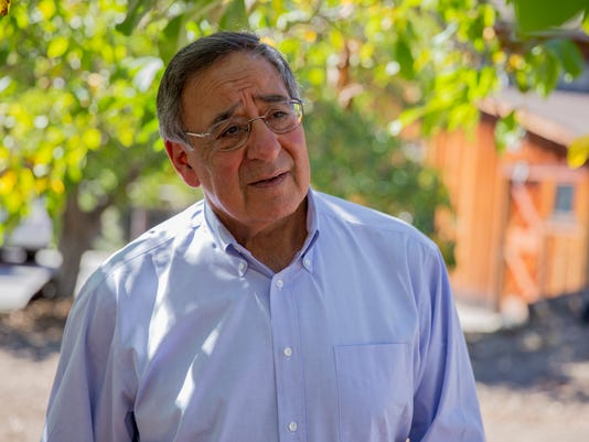 Panetta: '30-year war' and a leadership test for Obama