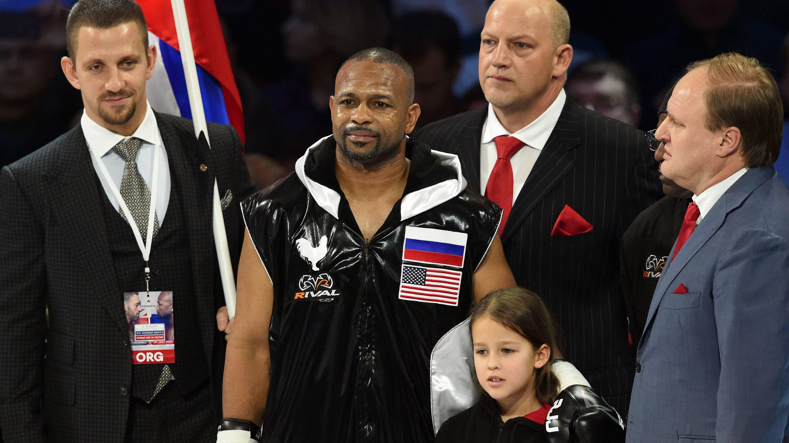 account of the life and boxing career of roy jones jr Manage your account settings  boxing helped turn evander holyfield's life around  roy jones jr wins final fight of his career capping off island fights.