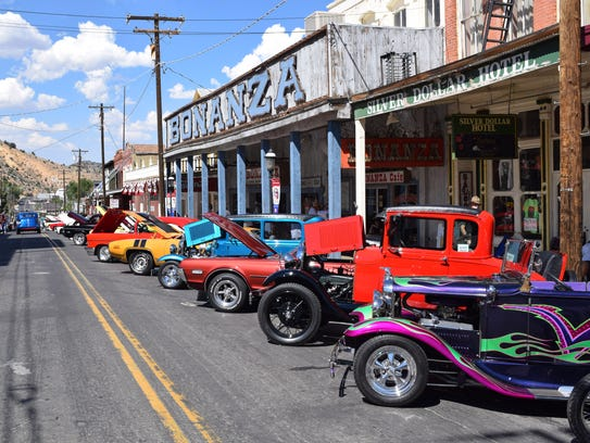 2016 Hot August Nights kicked off in Virginia City