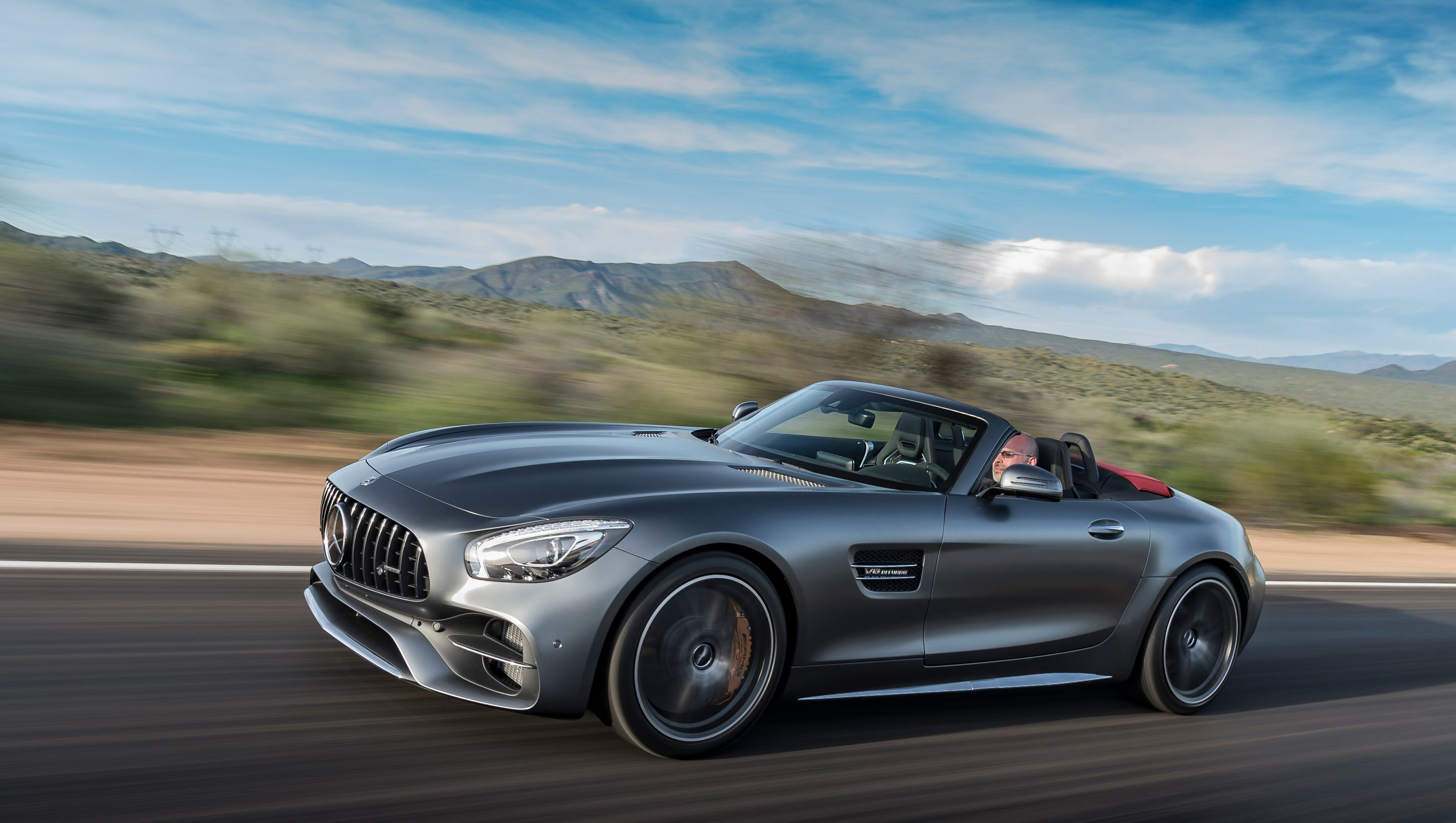 usa today review amg gt c roadster. Black Bedroom Furniture Sets. Home Design Ideas