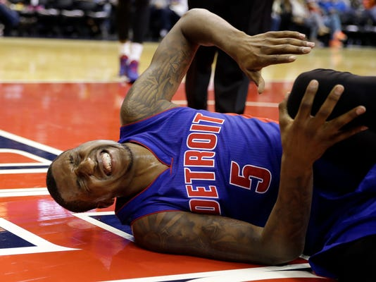 Pistons Wizards Basketball